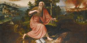 """The Apocalypse of Saint John the Evangelist"" by Jan Massijs"
