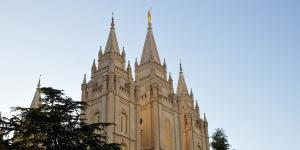 Salt Lake Temple via lds.org